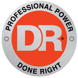 DR Power Equipment Logo