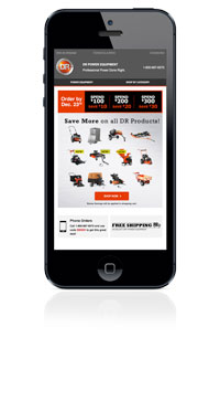 Homepage | DR Power Equipment