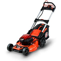 62 Volt Cordless Electric Lawn Mowers
