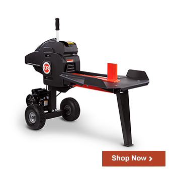 Log Splitters & Wood Cutting